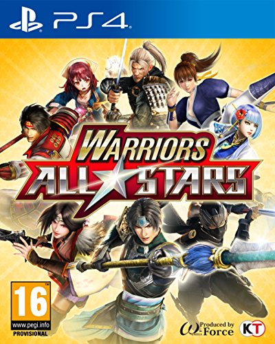Warriors All Stars PS4 - PlayStation 4