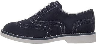 NeroGiardini P933410M Zapatos De Cordones Teens Chico De Ante