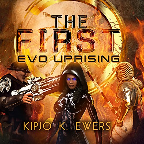 EVO Uprising cover art