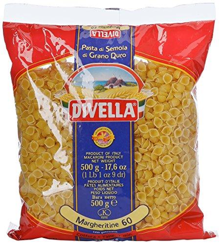 Divella - Margheritine, Pasta di Semola di Grano Duro - 500 g