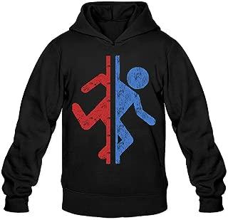 Special Vintage Portal Symbol Classic Men's Hooded Sweatshirts