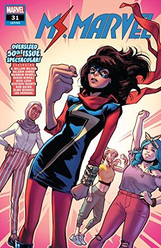Ms. Marvel (2015-2019) #31 (English Edition)