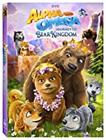 Alpha & Omega: Journey to Bear Kingdom / [DVD] [Import]