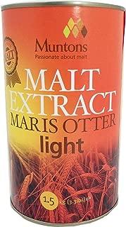 Muntons Maris Otter Light Malt Extract 3.3 lbs.