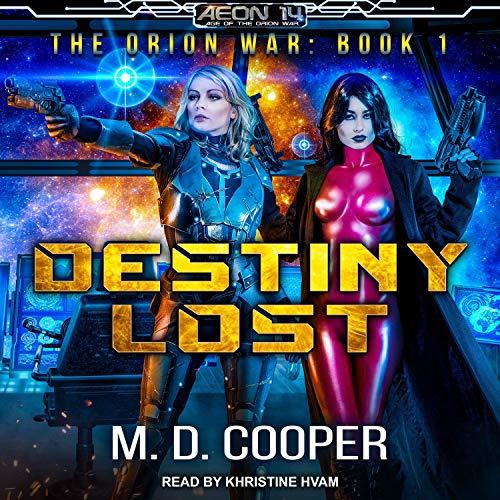 Destiny Lost cover art