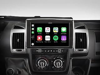 Alpine X902D-DU Touchscreen navigator, vast geïnstalleerd, 9 inch LCD-zwart – Navi (Oost- en West-Europa) 22,9 cm (9 inc...