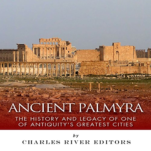 Ancient Palmyra audiobook cover art