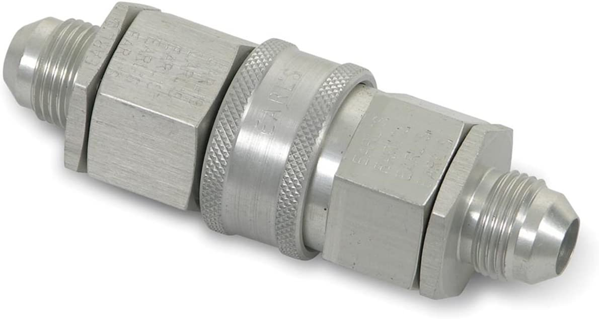 Earl's 240312ERL Aluminum Quick OFFicial New mail order site Disconnect