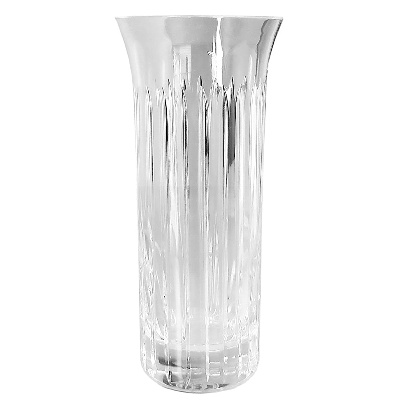 ラップトップ熱作るバカラ Bacarat ベース 花瓶 フローラ FLORA ベースビゾー 18cm 2613138 [並行輸入品] 2613138