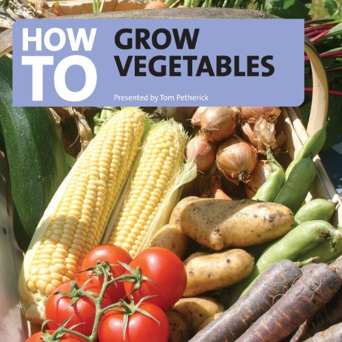 How to Grow Vegetables audiobook cover art