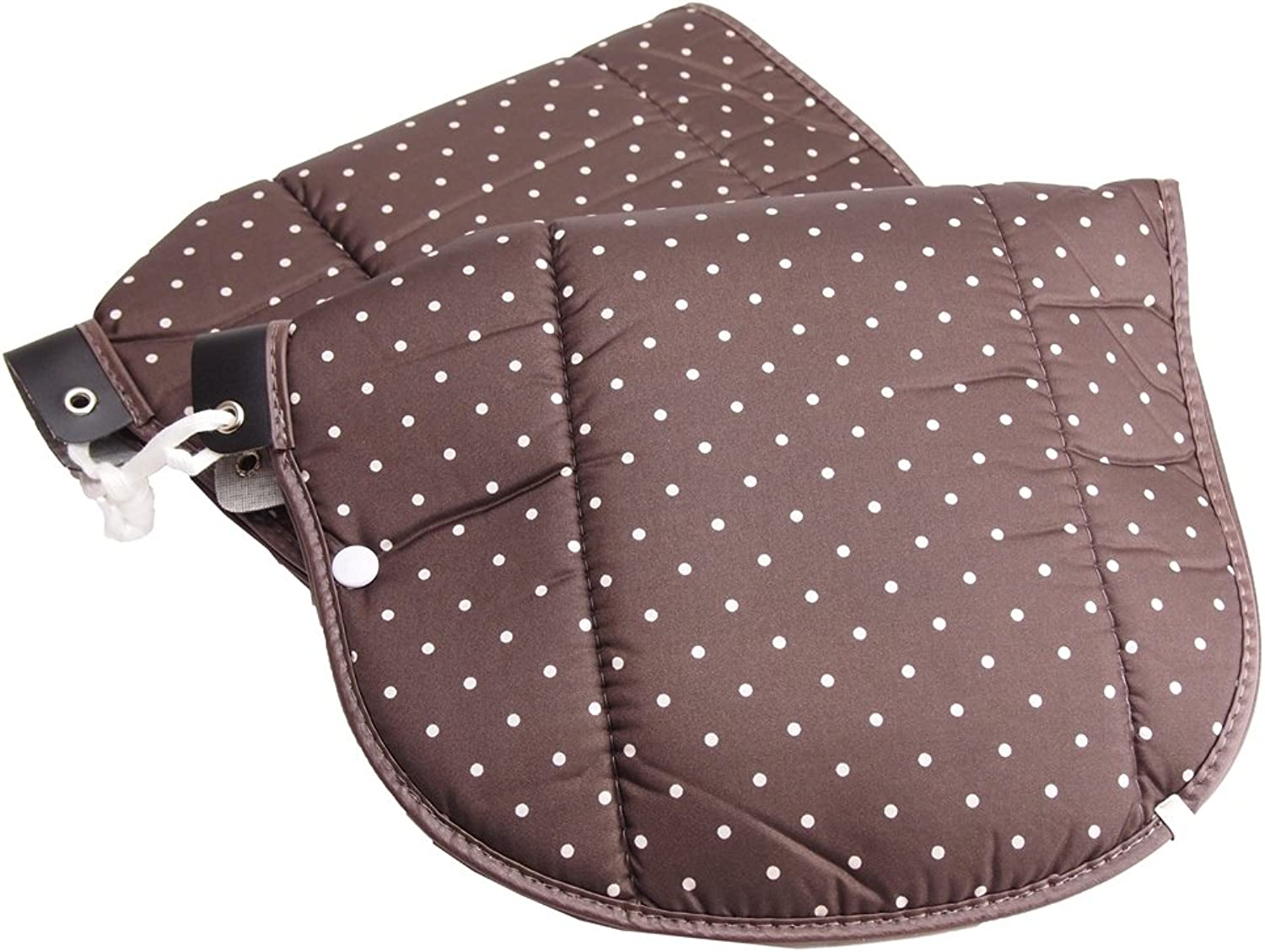 Maltodextrin (MARUTO) predection against the cold handle cover nylon taffeta over HC-NT1600 polka dot   Brown