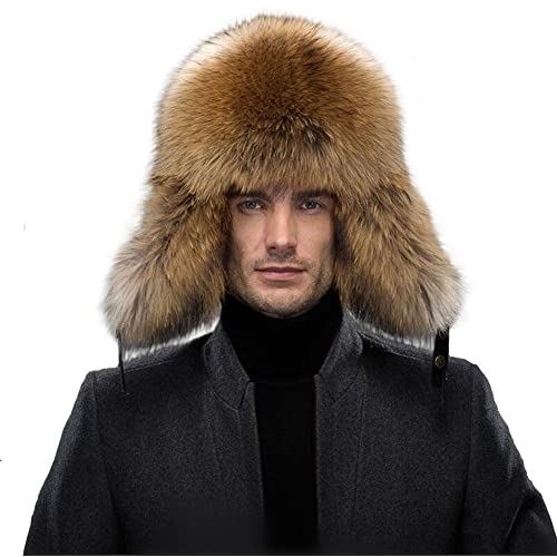 b8f60292f Russian Fur Hat: Amazon.com