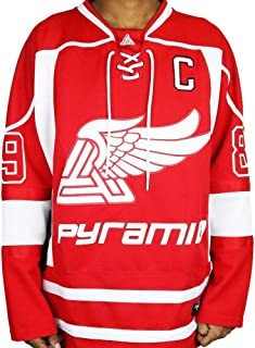 Best black pyramid jersey red Reviews