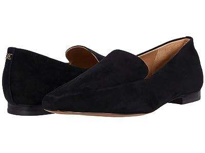 Sam Edelman Emelie (Black Suede Leather) Women