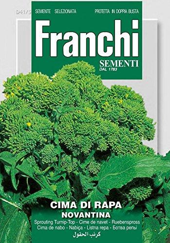 Franchi Sementi DBO41-5 Stängelkohl Novantina (Stängelkohlsamen)