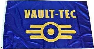 Fastbull Vault-Tec Flag Banner 3X5 Feet Fallout Man Cave