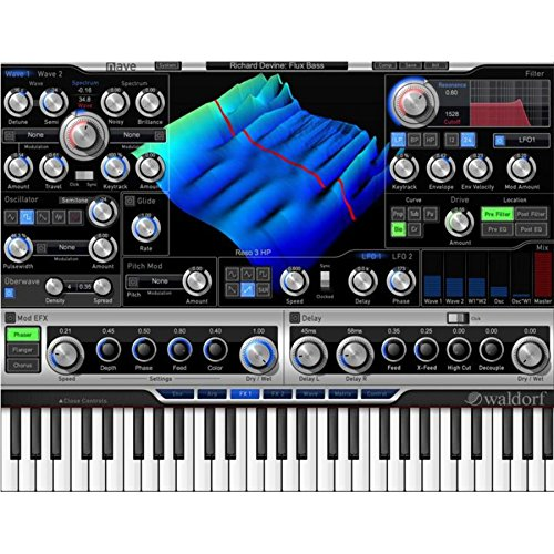 Waldorf Nave   Studio-Software-VST-Synthesizer   NEU