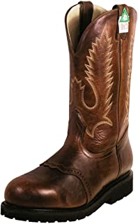 American Boots - Work Boots BO-6311-638-EEE (Strong Foot) - Men - Brown