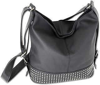 ed407e189f Jennifer Jones poches sac de dame femme Sac à main Sac bandoulière grand 4  couleurs (
