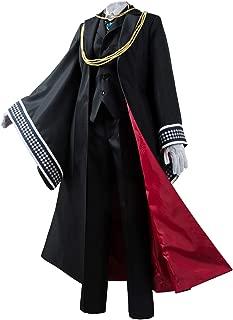 The Ancient Magus'Bride Elias Ainsworth Cosplay Outfit Uniform Costume Suit Coat