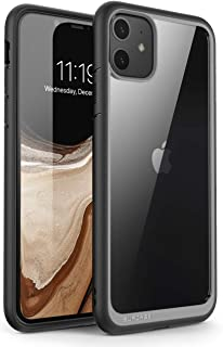 SUPCASE Unicorn Beetle Style Series Case Designed for iPhone 11 6.1 Inch (2019 Release), Premium Hybrid Protective Clear C...