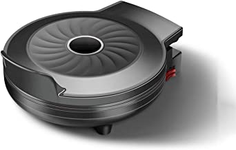 YUMEIGE Elektrische bakvorm Elektrische bakpan, huishoudelijke dubbelzijdige verwarming Pancake Pan, automatische uitschak...