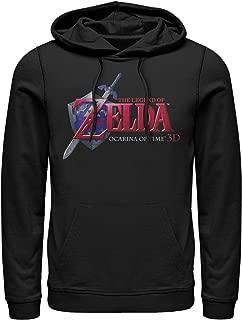Nintendo Men's Legend of Zelda Ocarina of Time Hoodie