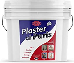 Prep PP10 Gypsum Powder Plaster of Paris 10Kg