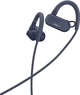 Jabra Elite Active 45e Wireless Sports Open Earbud Design, Waterproof with Alexa Built-In, Navy Blue