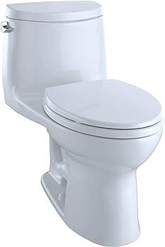 TOTO MS604114CEFG#01 1-Piece Flushing Toilet