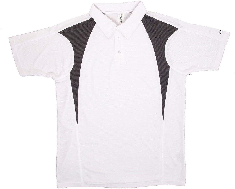 reebok dri fit polo shirts