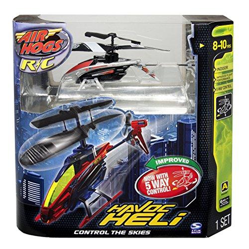 Air Hogs - Havoc Heli - Metallic Silver
