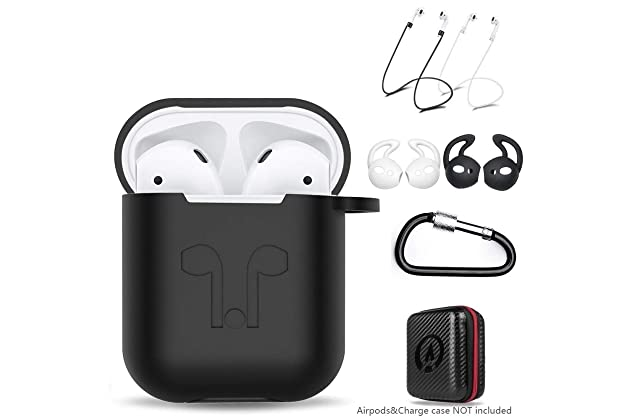 pretty nice ef34b 138b1 Best silicone covers for airpods   Amazon.com