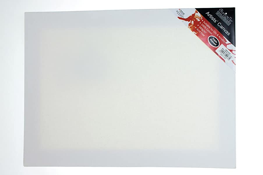 Schmincke Paperwave Stretched Cotton Canvas Medium Grain 305 X 254mm (12