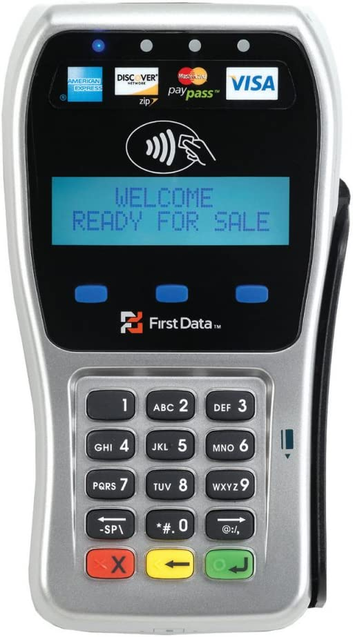 Max 77% OFF First Data FD35 PIN and Pad NEW before selling Consumer-Facing Device