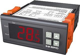 comprar comparacion Inkbird ITC-1000 Termostato 12V Control de Temperatura para Calefacción y Refrigeración por Acuarios, Fabricación de Cerve...
