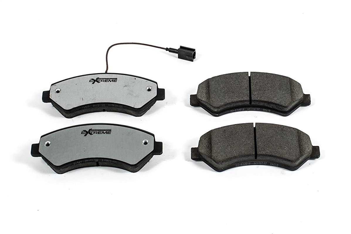 Power Stop Z36-1540 Z36 Truck and Tow Brake Pad