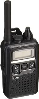 アイコム 特定小電力トランシーバー 47ch中継タイプ ブラック  IC-4300