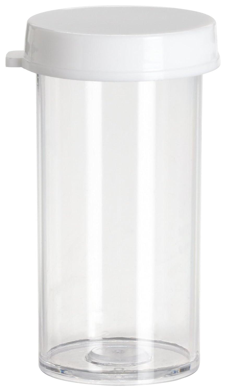 SP Bel-Art Snap Cap Styrene Vials; Direct stock discount Store 19ml PE Pack dram 5 o