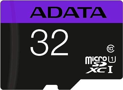 Cartão de Memória Adata MicroSDHC 32 GB Classe 10 com Adaptador