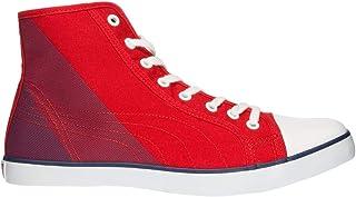 Puma Men's Streetballer Mid Geo DP Sneakers