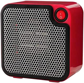 Mainstays Mini Ceramic Heater DQ1723-R Red