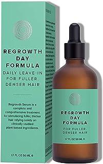 Hairprint - Natural Hair Regrowth Serum DAY Formula | Clean, Non-Toxic Haircare (1.7 fl oz | 50 ml)
