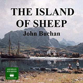 Couverture de The Island of Sheep