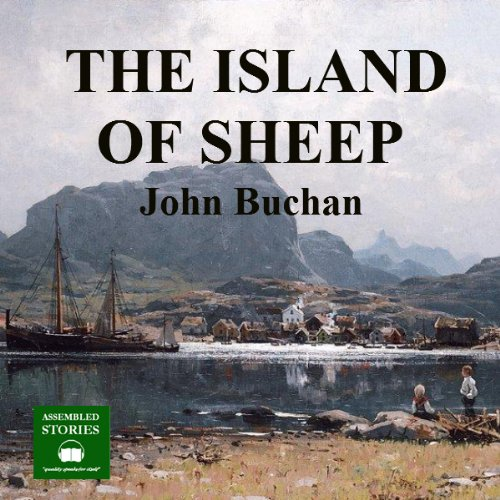The Island of Sheep cover art