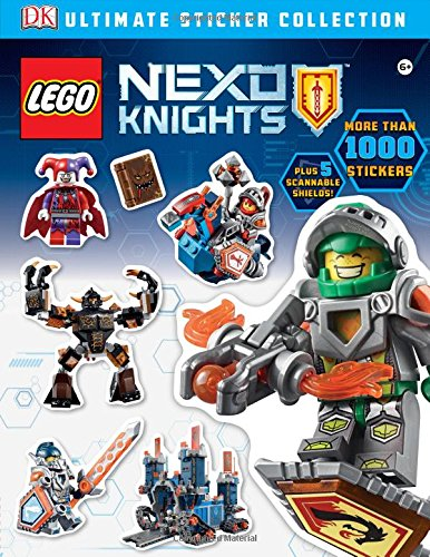 Ultimate Sticker Collection: LEGO NEXO KNIGHTS (Ultimate Sticker Collections)