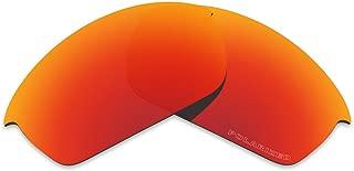 Tintart Performance Lenses Compatible with Oakley Flak Jacket Polarized Etched
