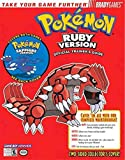[(Pokemon Ruby and Sapphire Official Trainer's Guide)] [By (author) Phillip Marcus] published on (May, 2003) - DK Publishing - 15/05/2003