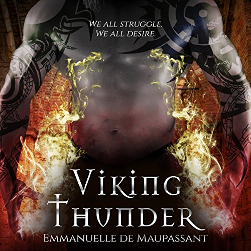 Viking Thunder audiobook cover art