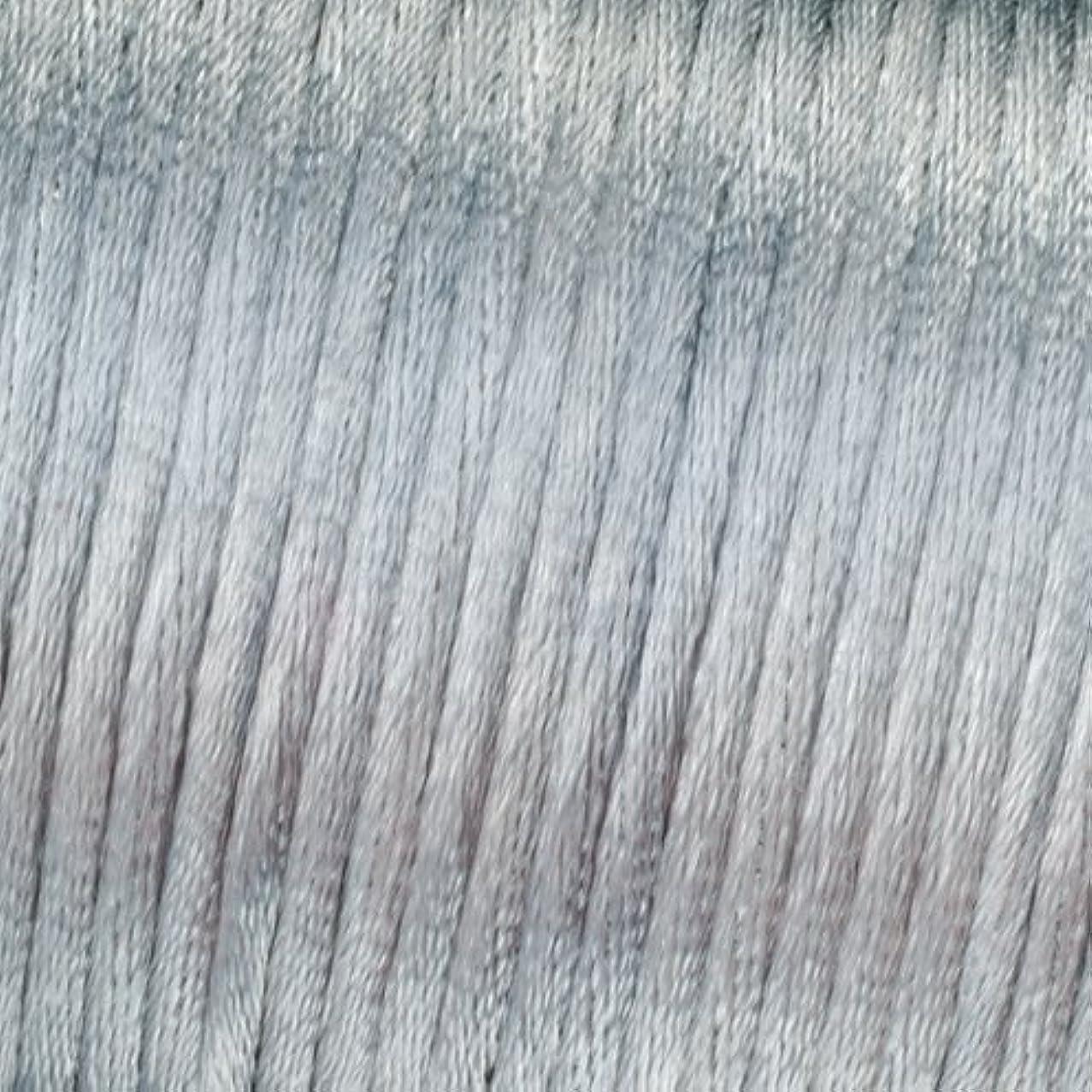 Kumihimo 1.5 mm x 6 m Satin Weave Cord, Light Brown